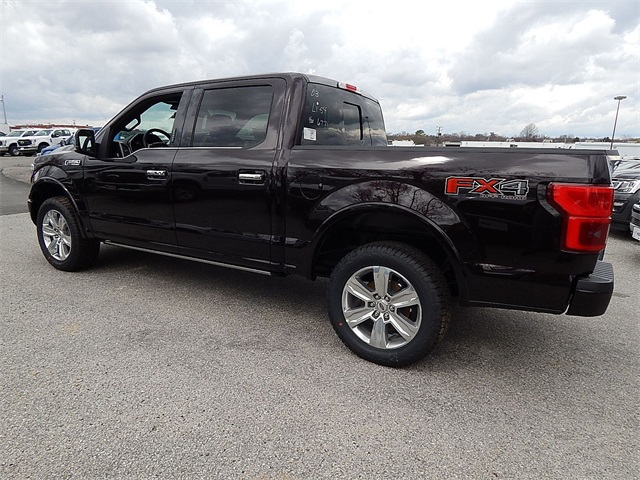 2018 F-150 SuperCrew Cab 4x4, Pickup #185643 - photo 9