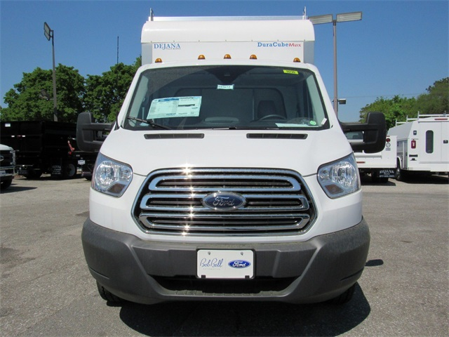 2018 Transit 350 4x2,  Dejana Truck & Utility Equipment Service Utility Van #185672 - photo 5
