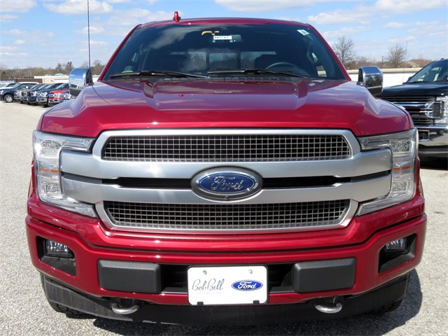 2018 F-150 SuperCrew Cab 4x4, Pickup #185712 - photo 3