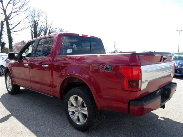 2018 F-150 SuperCrew Cab 4x4, Pickup #185712 - photo 5