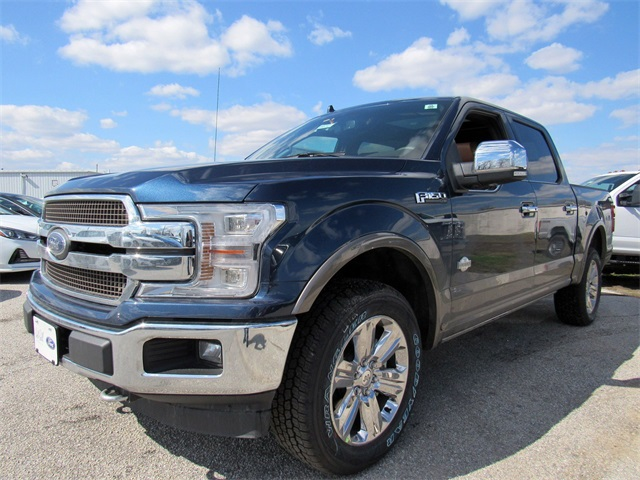 2018 F-150 SuperCrew Cab 4x4, Pickup #185747 - photo 4