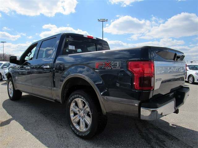 2018 F-150 SuperCrew Cab 4x4, Pickup #185747 - photo 5