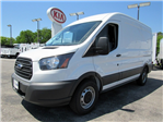 2018 Transit 150 Med Roof 4x2,  Empty Cargo Van #185768 - photo 4