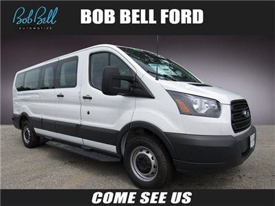 2018 Transit 350 Low Roof 4x2,  Passenger Wagon #185822 - photo 1