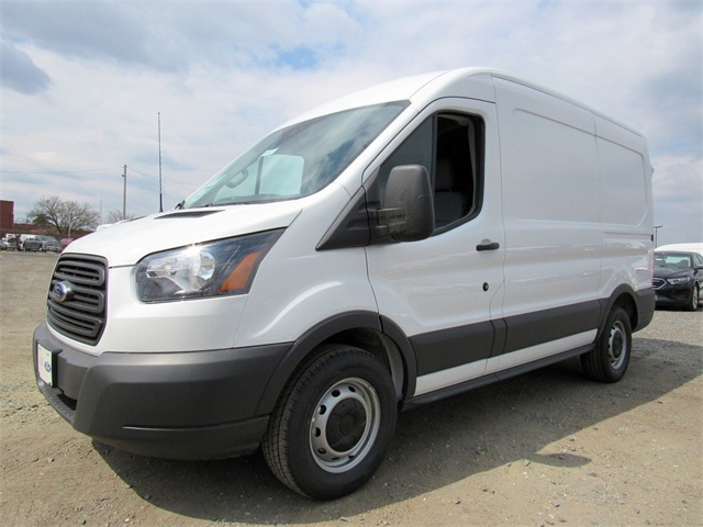 2018 Transit 150 Med Roof 4x2,  Empty Cargo Van #185871 - photo 4