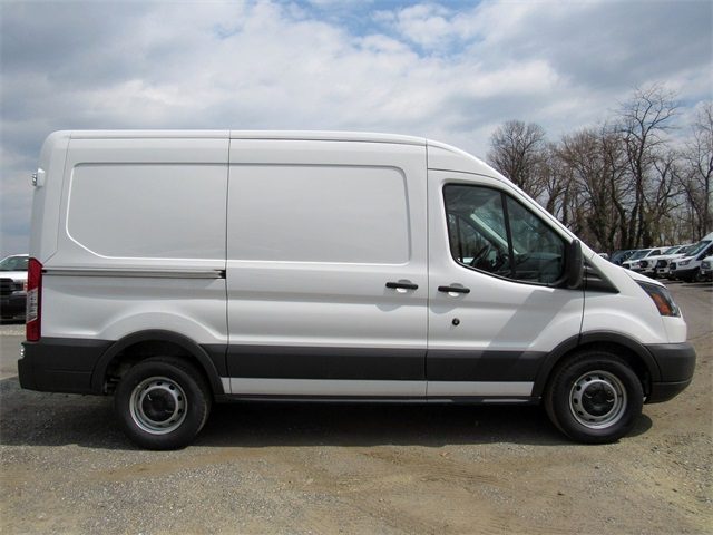 2018 Transit 150 Med Roof 4x2,  Empty Cargo Van #185871 - photo 8