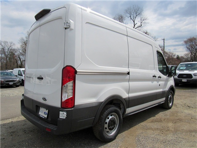 2018 Transit 150 Med Roof 4x2,  Empty Cargo Van #185871 - photo 7