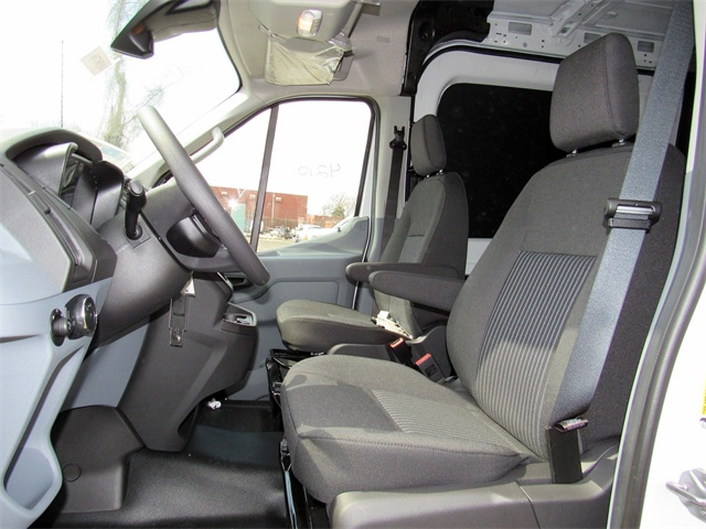 2018 Transit 250 Med Roof 4x2,  Empty Cargo Van #185876 - photo 12