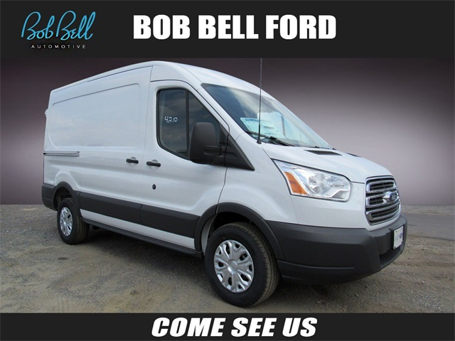 2018 Transit 250 Med Roof 4x2,  Empty Cargo Van #185876 - photo 1