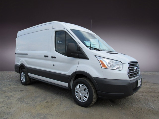 2018 Transit 250 Med Roof 4x2,  Empty Cargo Van #185876 - photo 20