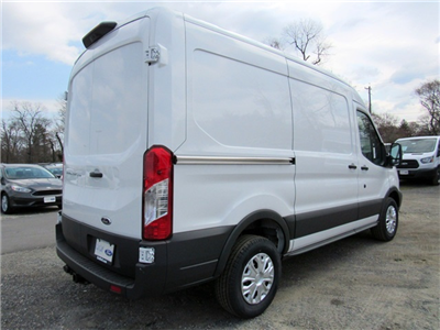 2018 Transit 250 Med Roof 4x2,  Empty Cargo Van #185876 - photo 3