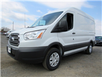 2018 Transit 250 Med Roof 4x2,  Empty Cargo Van #185876 - photo 5