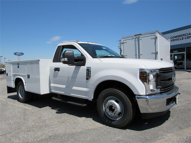 2018 F-350 Regular Cab DRW,  Knapheide Service Body #185882 - photo 7
