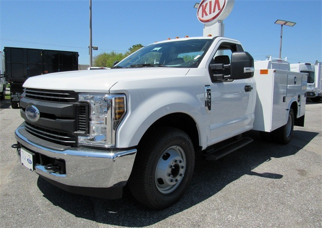 2018 F-350 Regular Cab DRW,  Knapheide Service Body #185882 - photo 3
