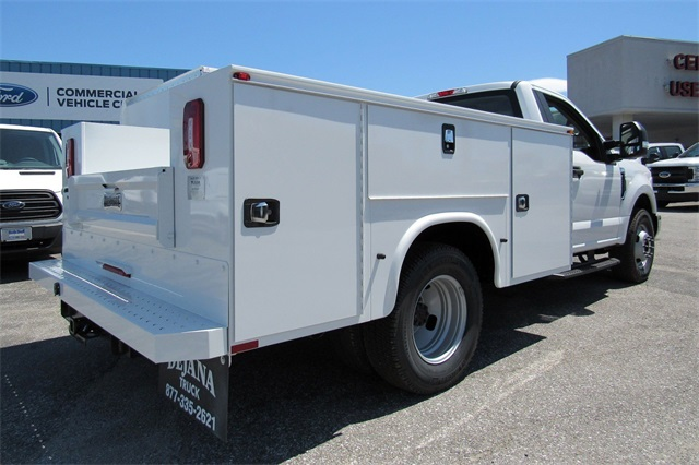 2018 F-350 Regular Cab DRW,  Knapheide Service Body #185882 - photo 2