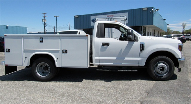 2018 F-350 Regular Cab DRW,  Knapheide Service Body #185882 - photo 8