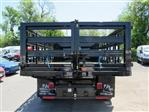 2018 F-450 Regular Cab DRW 4x2,  PJ's Truck Bodies & Equipment Stake Bed #185982 - photo 6