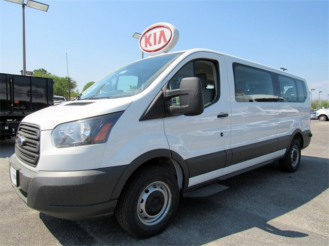 2018 Transit 350 Low Roof,  Passenger Wagon #186018 - photo 3
