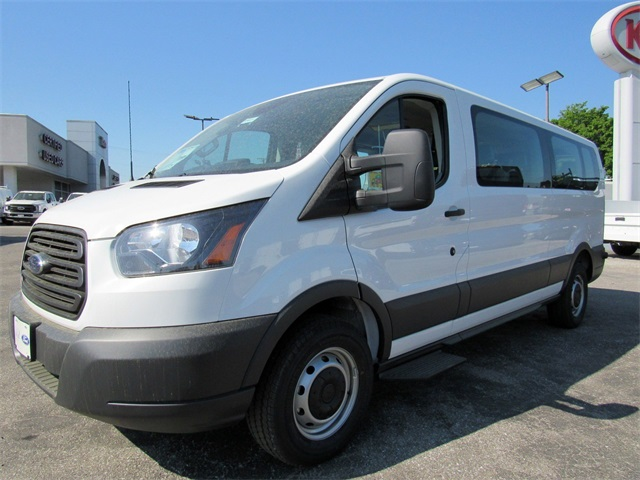 2018 Transit 350 Low Roof,  Passenger Wagon #186019 - photo 3