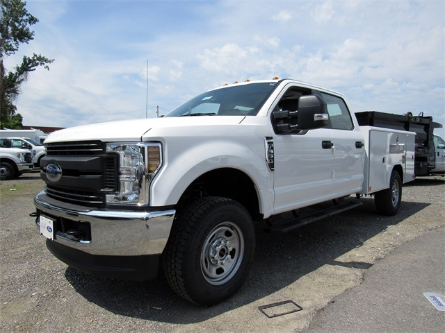 2018 F-350 Crew Cab 4x4,  Service Body #186070 - photo 4