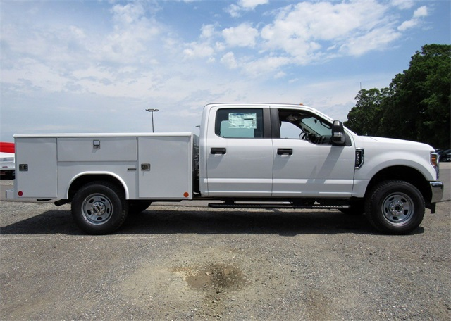 2018 F-350 Crew Cab 4x4,  Service Body #186070 - photo 7