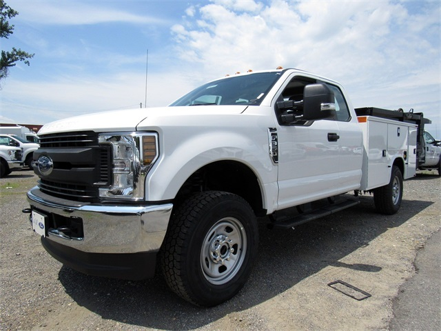 2018 F-350 Super Cab 4x4,  Service Body #186149 - photo 4