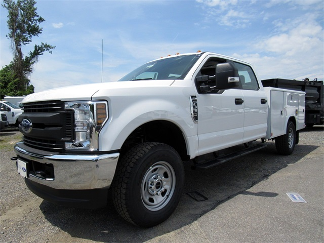 2018 F-350 Crew Cab 4x4,  Service Body #186194 - photo 4
