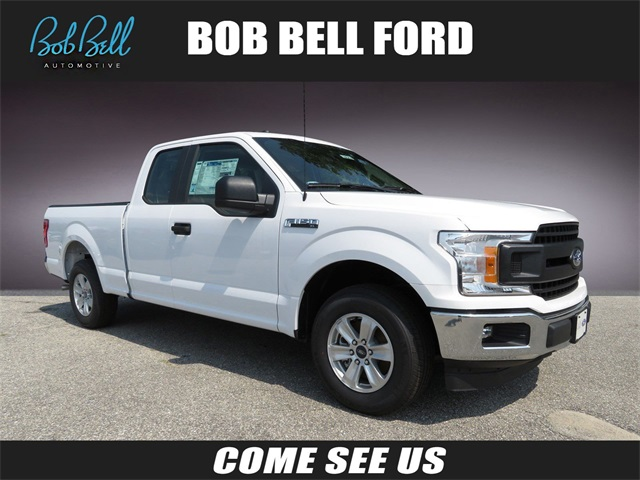2018 F-150 Super Cab 4x2,  Pickup #186214 - photo 1