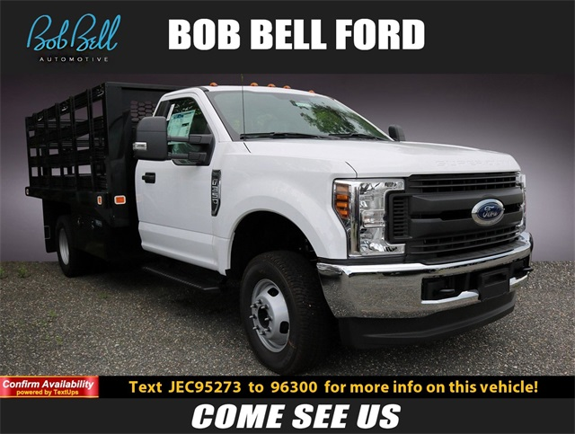 2018 F-350 Regular Cab DRW 4x4,  Stake Bed #186262 - photo 1