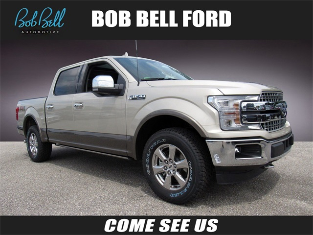 2018 F-150 SuperCrew Cab 4x4,  Pickup #186267 - photo 1