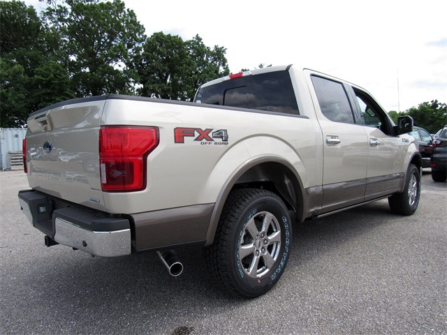 2018 F-150 SuperCrew Cab 4x4,  Pickup #186267 - photo 2