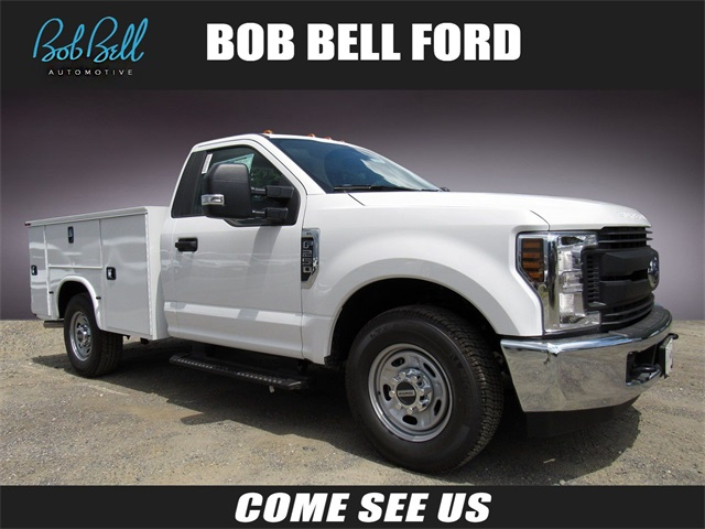 2018 F-250 Regular Cab 4x2,  Knapheide Standard Service Body #186307 - photo 1