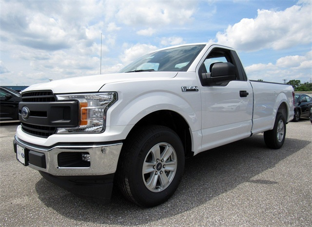 2018 F-150 Regular Cab 4x2,  Pickup #186308 - photo 4