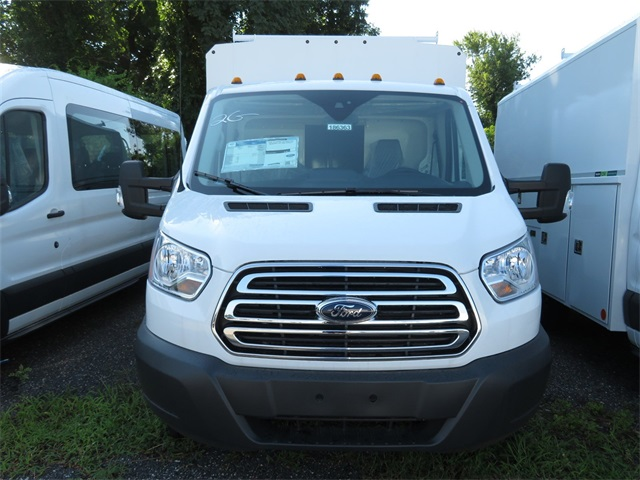 2018 Transit 350 HD DRW 4x2,  Reading Service Utility Van #186363 - photo 2