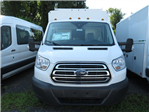 2018 Transit 350 HD DRW 4x2,  Reading Service Utility Van #186363 - photo 1
