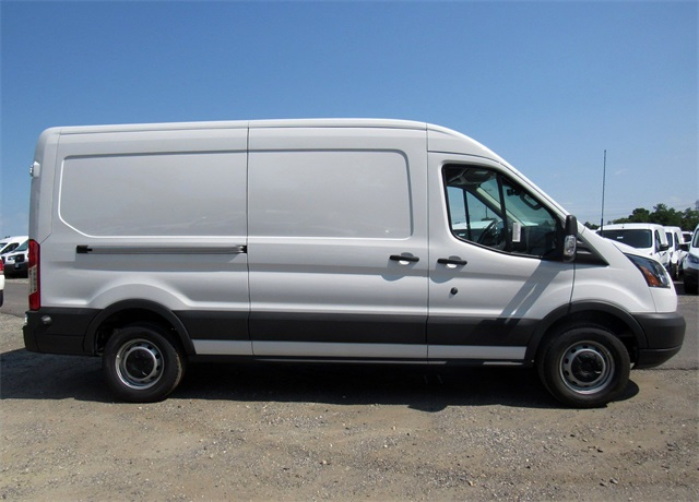 2018 Transit 250 Med Roof 4x2,  Empty Cargo Van #186384 - photo 8