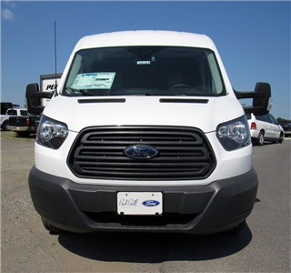 2018 Transit 250 Med Roof 4x2,  Empty Cargo Van #186384 - photo 4