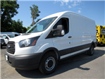 2018 Transit 250 Med Roof 4x2,  Empty Cargo Van #186384 - photo 5