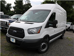2018 Transit 350 High Roof 4x2,  Empty Cargo Van #186430 - photo 3