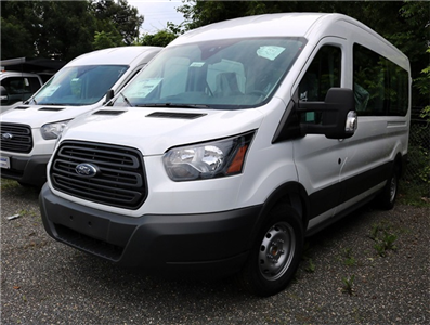 2018 Transit 350 Med Roof 4x2,  Passenger Wagon #186444 - photo 3
