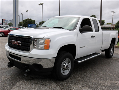 2012 Sierra 2500 Extended Cab 4x4,  Pickup #186469A - photo 4