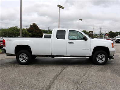 2012 Sierra 2500 Extended Cab 4x4,  Pickup #186469A - photo 7