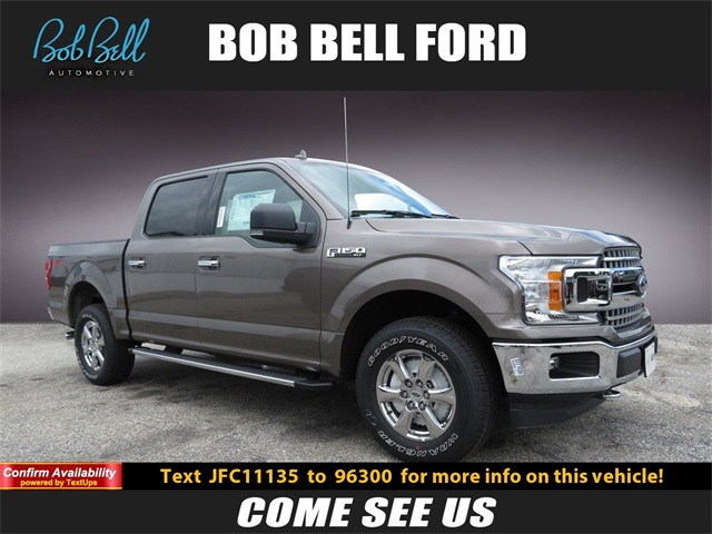 2018 F-150 SuperCrew Cab 4x4,  Pickup #186471 - photo 1