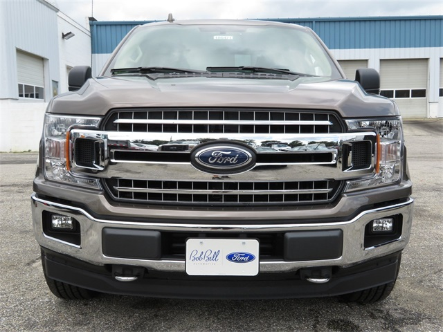2018 F-150 SuperCrew Cab 4x4,  Pickup #186471 - photo 3