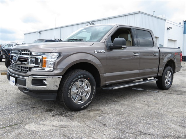 2018 F-150 SuperCrew Cab 4x4,  Pickup #186471 - photo 4