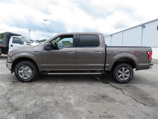 2018 F-150 SuperCrew Cab 4x4,  Pickup #186471 - photo 5