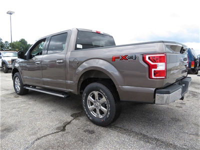 2018 F-150 SuperCrew Cab 4x4,  Pickup #186471 - photo 6
