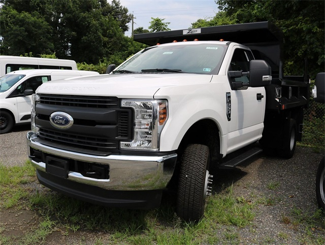 2018 F-350 Regular Cab DRW 4x4,  Rugby Z-Spec Dump Body #186493 - photo 3