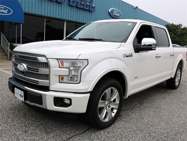 2016 F-150 SuperCrew Cab 4x2,  Pickup #186566A - photo 4