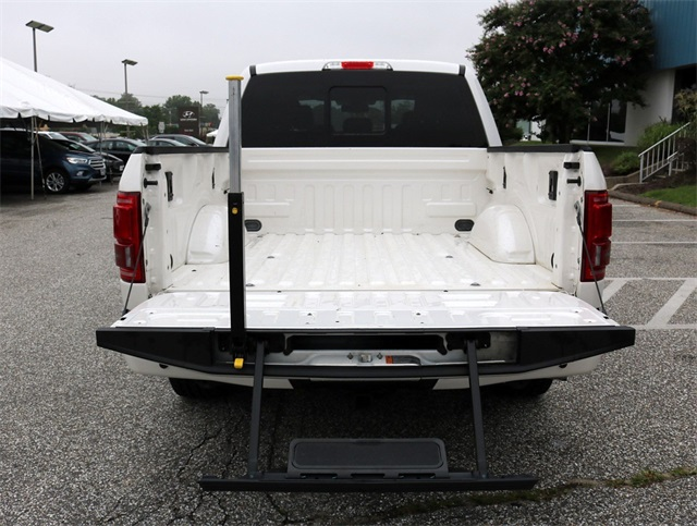 2016 F-150 SuperCrew Cab 4x2,  Pickup #186566A - photo 31
